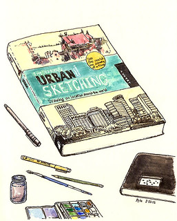 The Art of Urban Sketching | by petescully