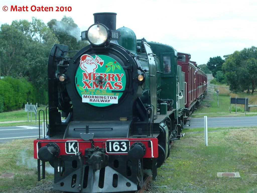 K 163 Departs Tanti by MattOatenVR