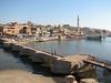 Sidon – výhled z Mořského hradu, foto: Milena Šumanová