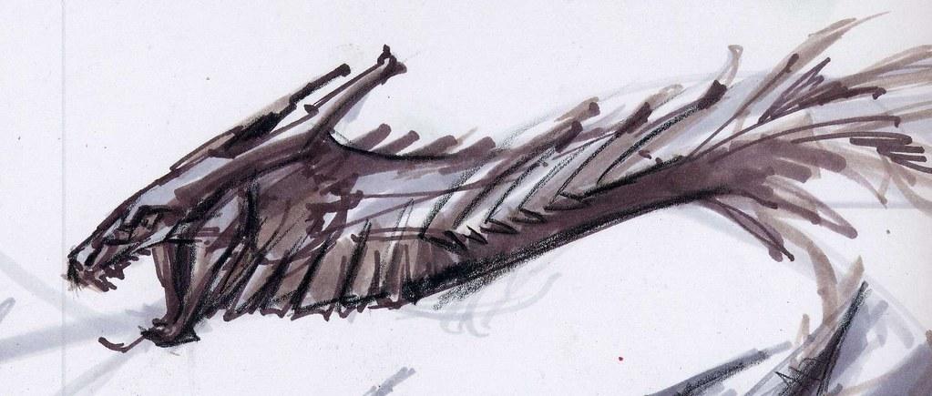 Adam Adamowicz Skyrim Concepts An Album On Flickr