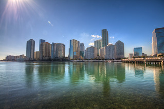 Downtown Miami :: HDR | by Iliyan Gochev