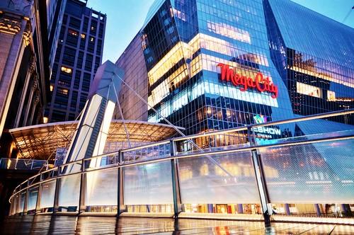 Mega City Mall in Banquio [HDR]