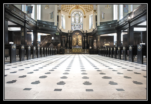 Clement Danes Floor (Take 3) | by Mike Legend