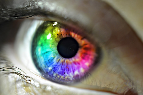 colour eye | by Ben Mortimer Photography