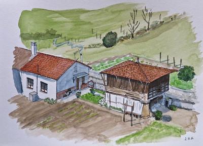 Casa Felipón. Asturias (Spain)