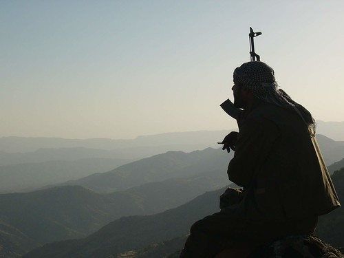 Kurdish PKK Guerilla | by Kurdishstruggle