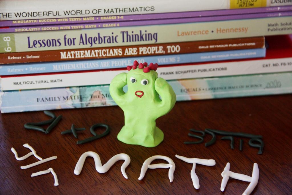 hate math