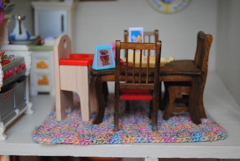 Doll House: Kitchen