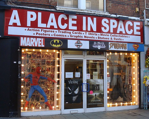A Place In Space, Croydon, London CR0 | by Kake .