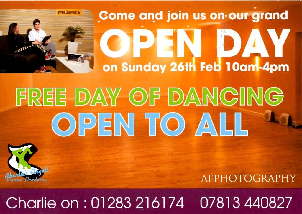 Evisa open day | charlies angels dance academy | Flickr
