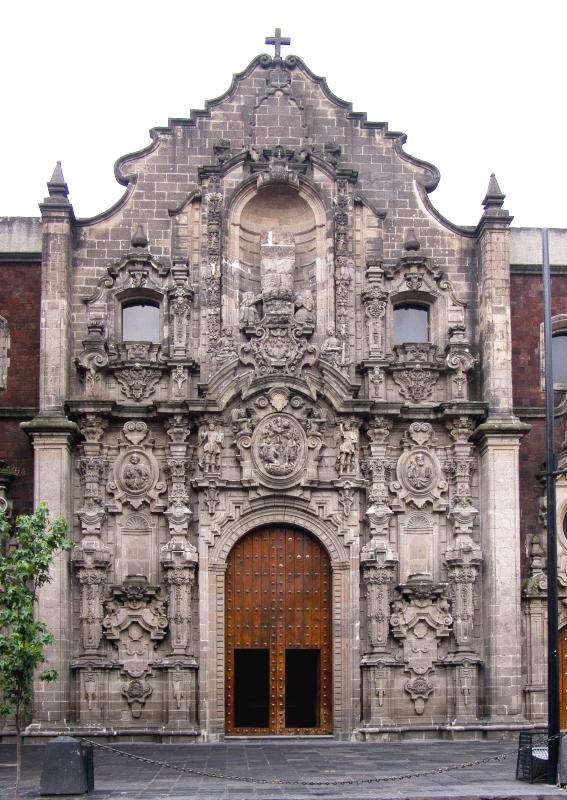 Centro Histórico: calles de Bolívar, Isabel la Católica e Izazaga