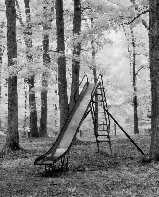 CHILDHOOD'S END 1: Shiny Metal Slide