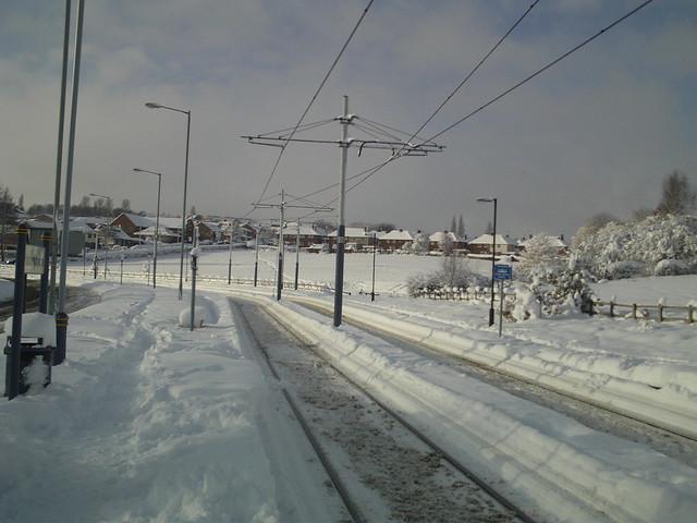 sheffield deep snow 2010