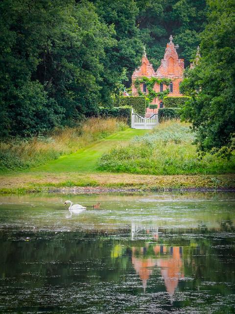 King John's Hunting Lodge, Wilks Water, Odiham