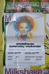 amstelhaven queensday weekender