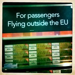 Smoking Kills: A privilege only reserved for passengers flying outside the EU