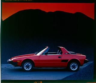 Marcello Gandini - Fiat X1/9 1972