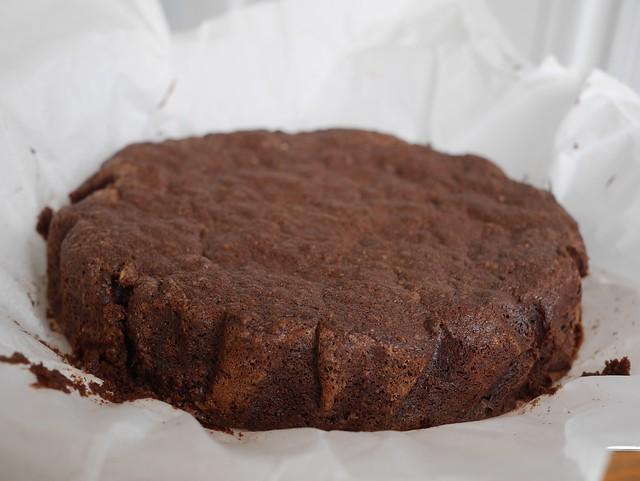 日, 2014-03-16 15:11 - しっとりチョコレートケーキ