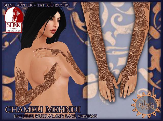 Chameli Mehndi