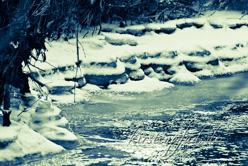 Winter in Stappenbach 2012   by Blueturtles_