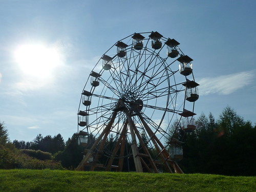 Wheely Sunny! | by Lightwater Valley