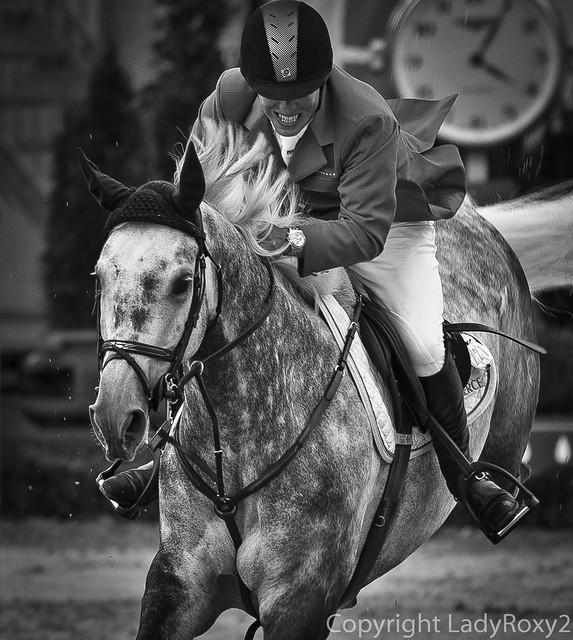 Gerco SCHRÖDER riding Eurocommerce Caifornia