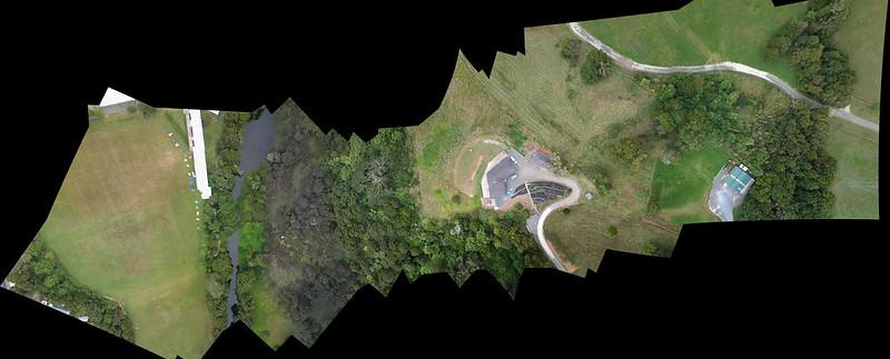 KiwiFoo Space Program 2012 - Field and House