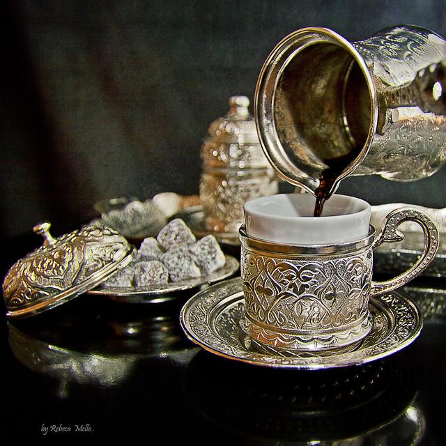 A break to little coffee ...