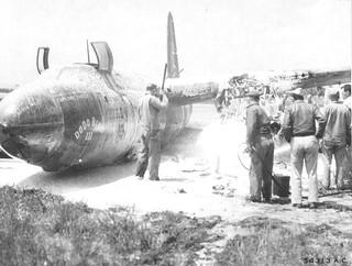 "Martin B-26C, ""DoDo Bird III"" #41-34919"