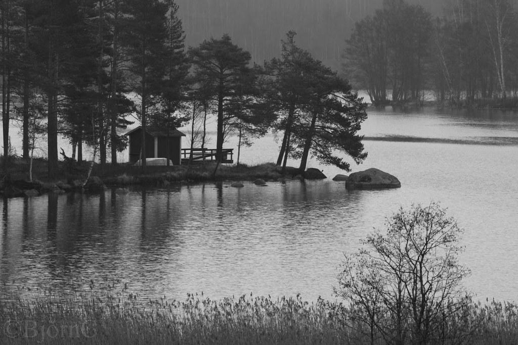 Naturnra stuga intill Hosjn, Falun, Sweden - Airbnb