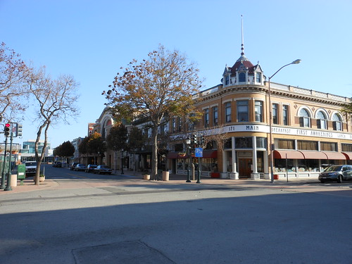 Historic Main Street, Salinas, California