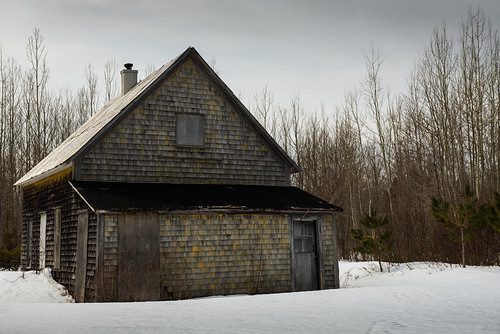 canada shawnharquail travel abandoned home house rural shack shawnharquailcom snow winter