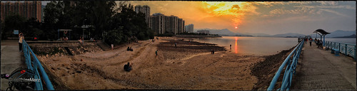 sunset hk hongkong iphone maonshan iphonegraphy