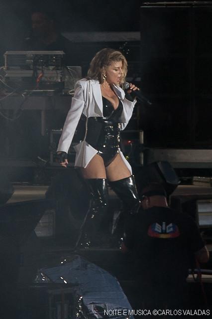 Fergie - Rock in Rio Lisboa '16