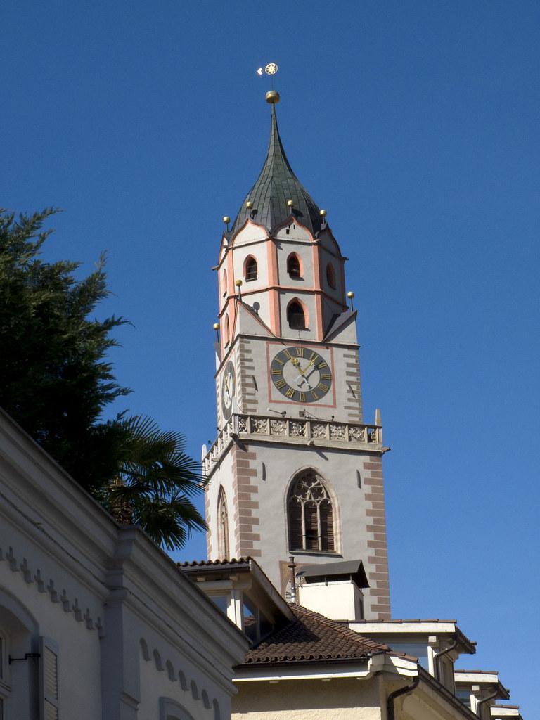 Chiesa parrocchiale di san nicol duomo di merano pfar for Azienda soggiorno merano