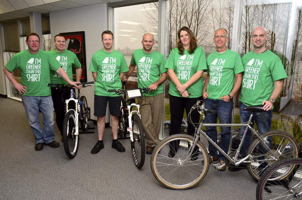 Norco Green Team | Norco's Green Team | Norco Bicycles | Flickr