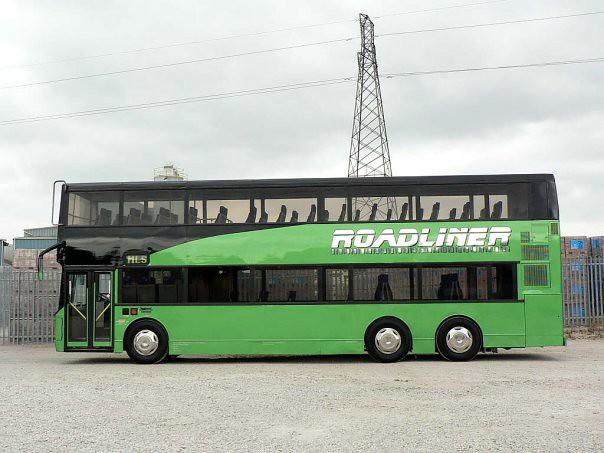 ROADLINER 1001 (K155 ELF) | Hong Kong Phooey! Ex Citybus 345
