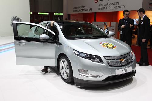Geneva 2012 – Chevrolet Volt Photo