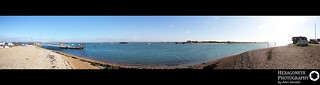 Hayling Ferry Panorama | by Hexagoneye Photography