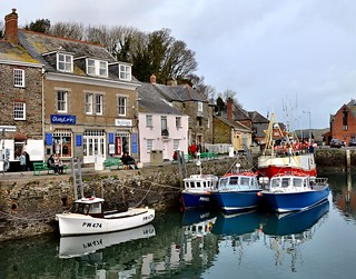 Padstow Harbour 5. Nikon D3100. DSC_0197. | by Robert.Pittman