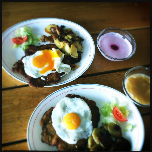 Mittag bei Konnopke