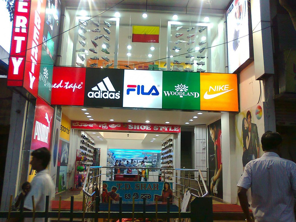 new style sports shoes new lifestyle SHOE STYLE - MULTI BRAND SHOE STORE AT MALLESHWARAM,BANGAL ...