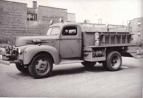Class 135, 4x2, Ford-Darley
