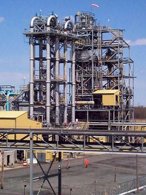 Polypropylene plants manufacturing facility used addipol p