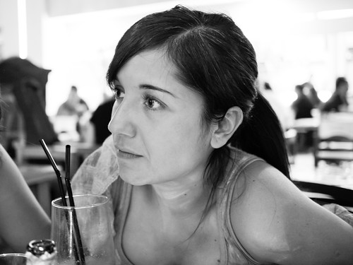 CL Society 212: Girl with a drink   by francisco_osorio