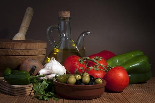 Mediterranean diet | by Francis Jiménez Meca