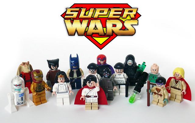 Super Wars!