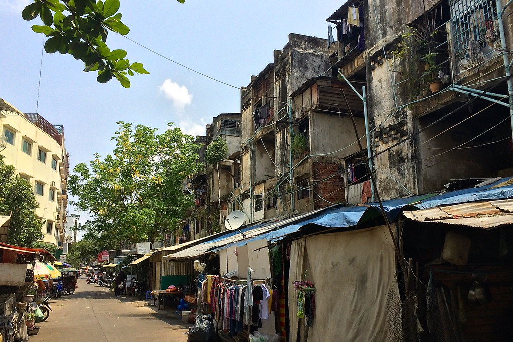 The White Building - Phnom Penh