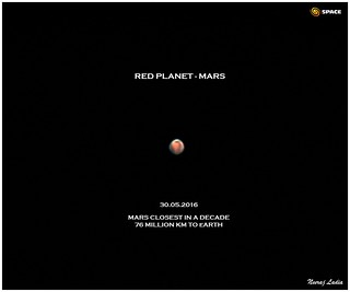 Mars Closest in a decade