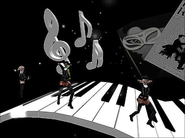 The Empire Room -Jazz In the Key of Joplin